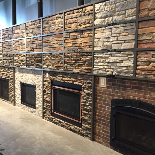 Showroom Gallery Diamond Fireplace
