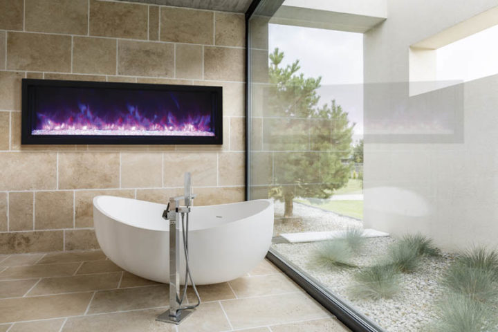 Buy An Electric Fireplace Online